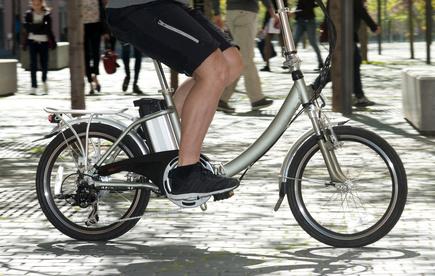 אופניים חשמליים בתל אביב
