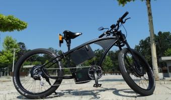 אופניים חשמליים מגנזיום