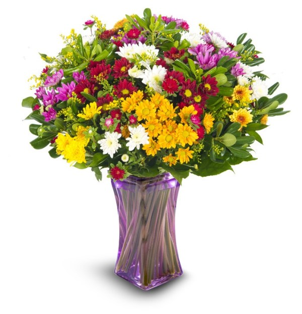 משלוחי פרחים בלחיצת כפתור
